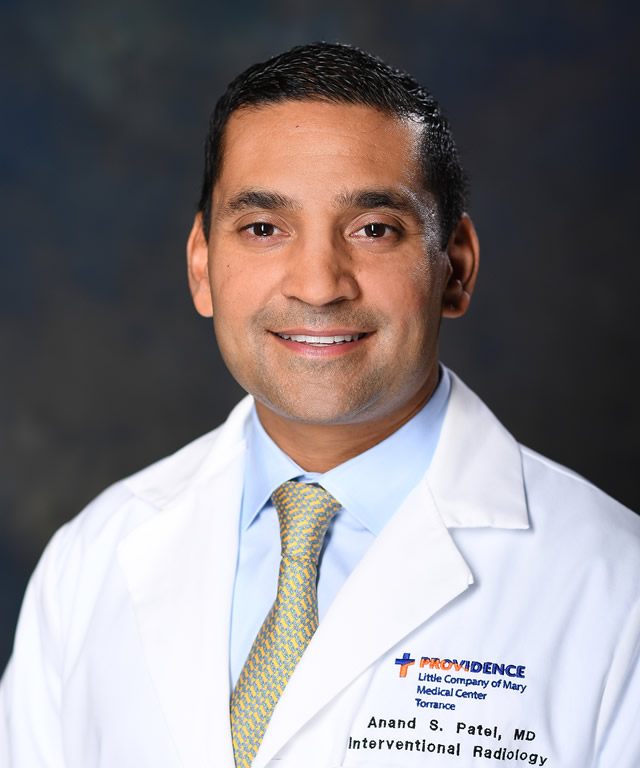 Anand S. Patel, MD Radiologist South Bay Los Angeles
